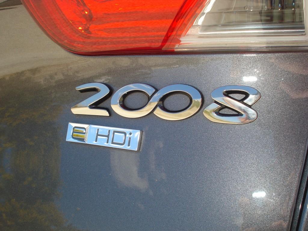 Peugeot 2008 16HDI LT2
