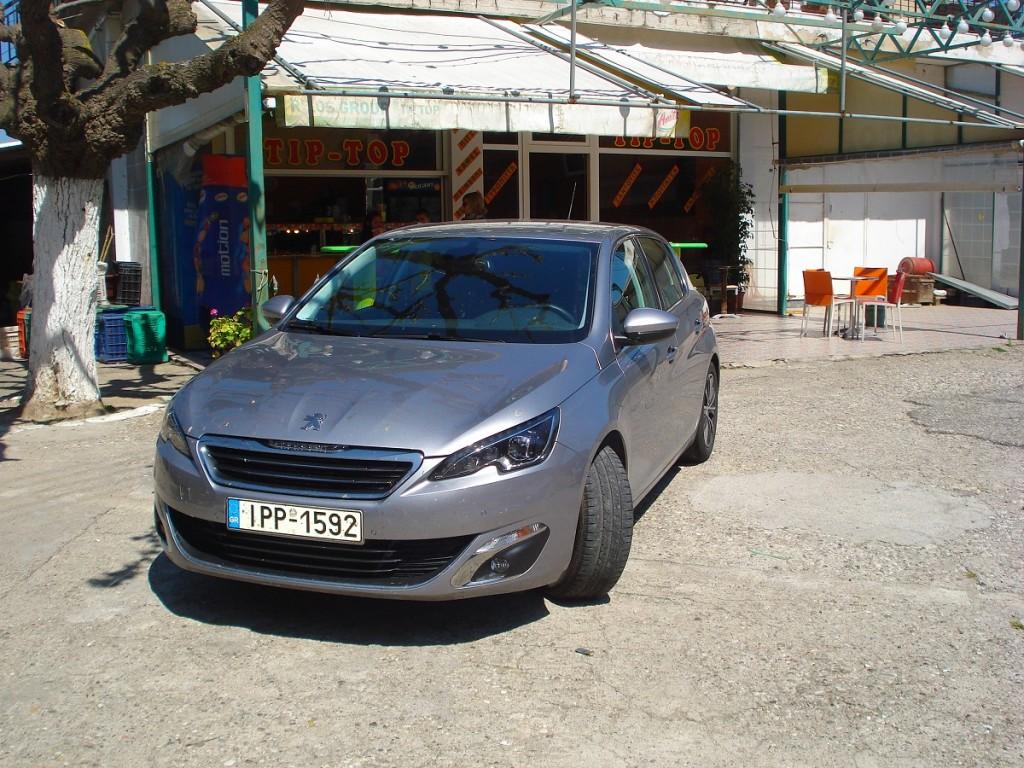 Peugeot308LT 2