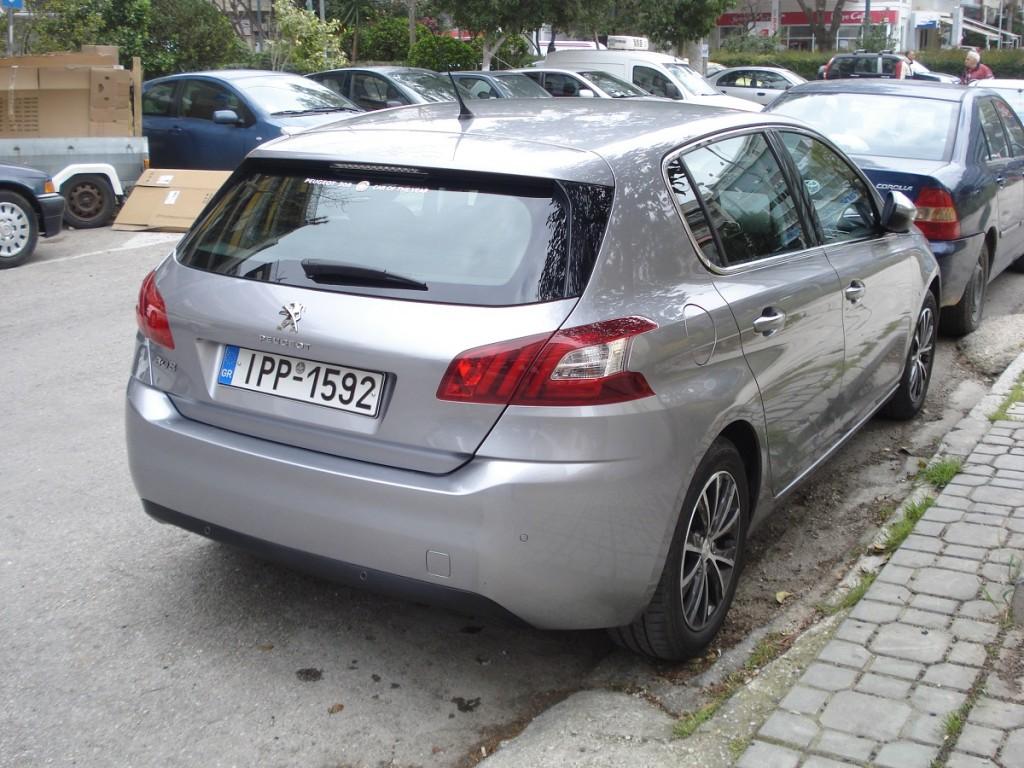 Peugeot308hdi 2