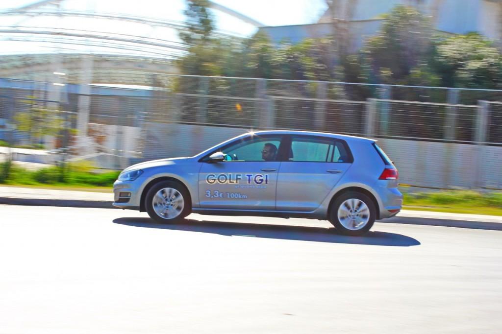 VW Golf TGI DOK3