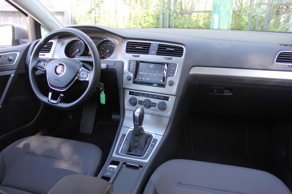 VW Golf TGI DOK6