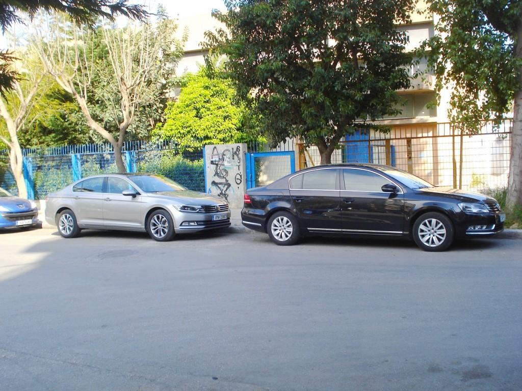 VW Passat LT3