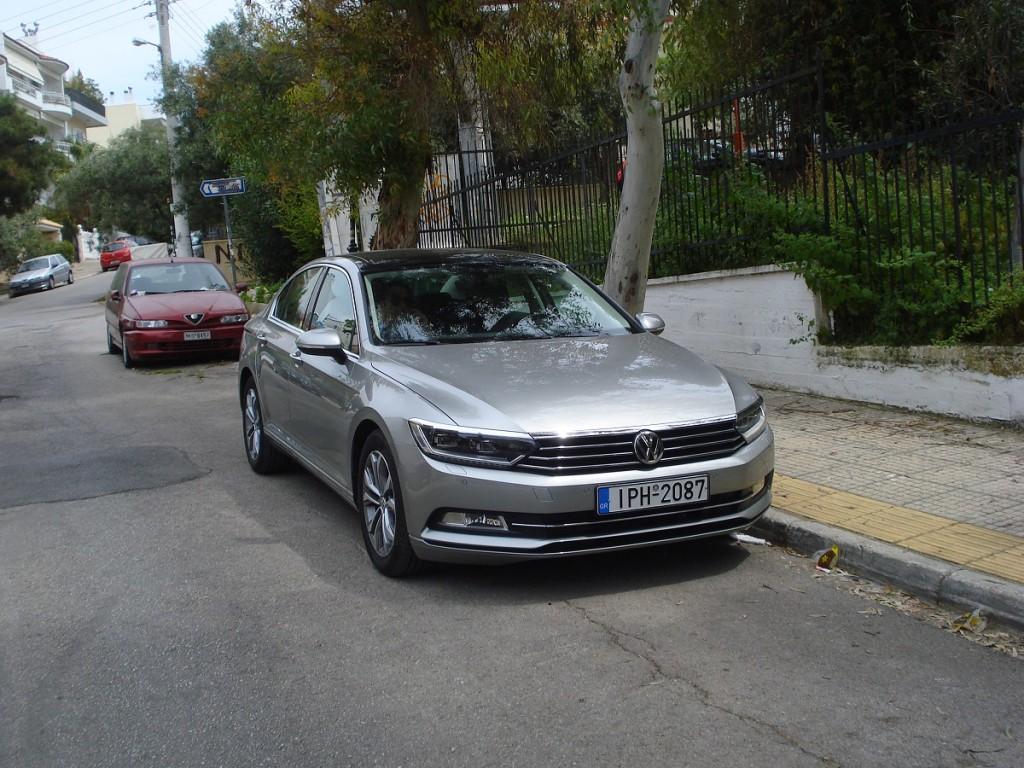 VW Passat LT5
