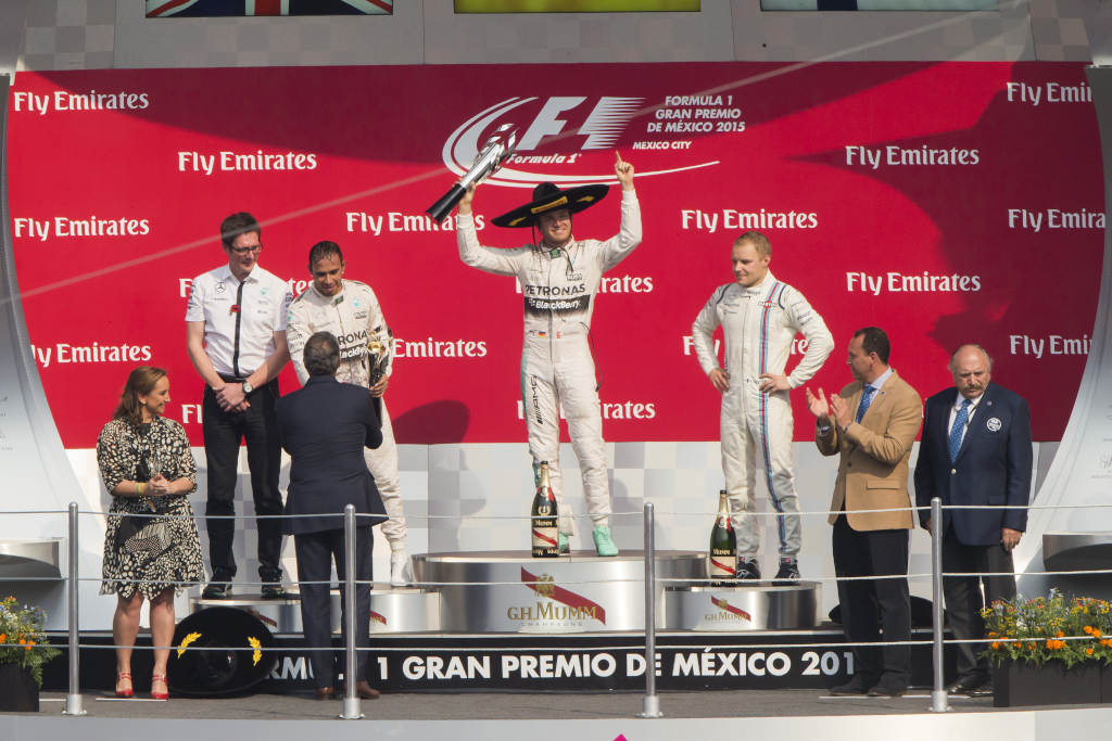 F1 - MEXICO GRAND PRIX 2015