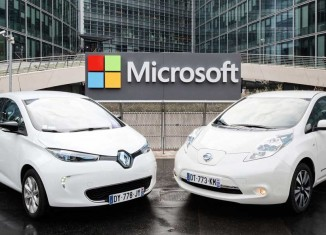 Renault-Nissan-Microsoft-Azure-Cloud-2016