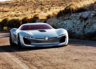 Renault Trezor Prototype 2016