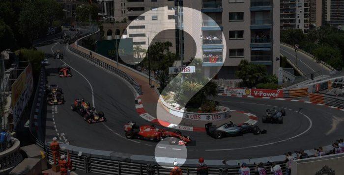 F1 Monaco 2017