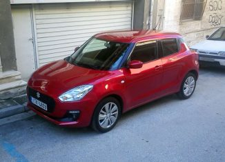 Suzuki Swift 1.2 CVT 90hp